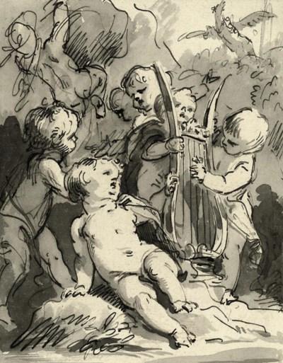 Jacob De Wit (Dutch, 1695-1754