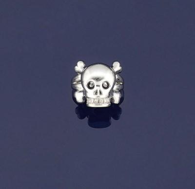 A diamond novelty ring, by Chr