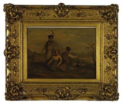 William Lawson, circa 1837