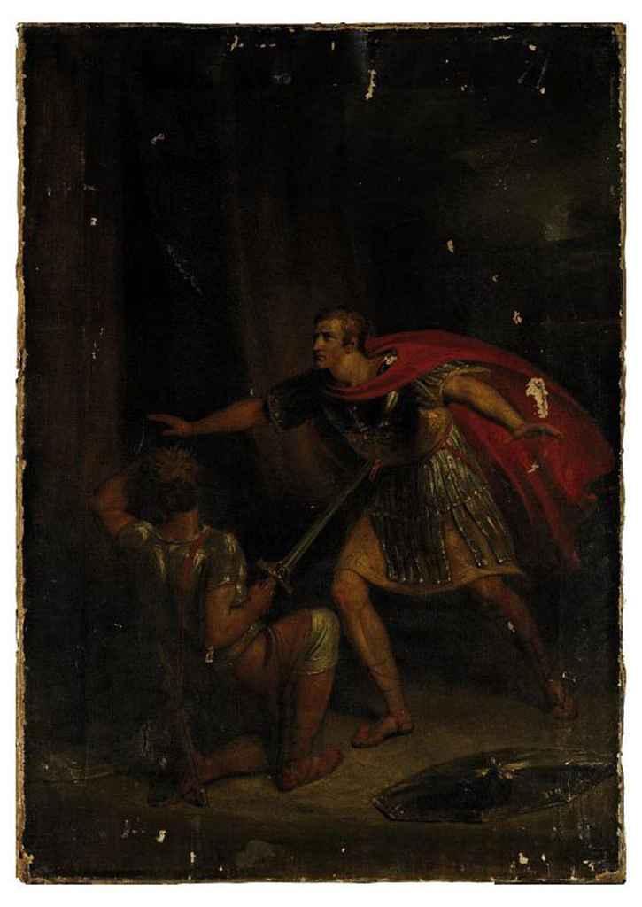 A Roman duel