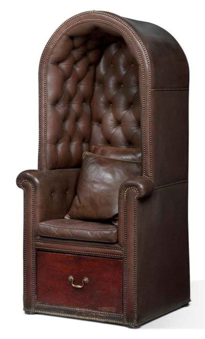 A PORTERS CHAIR