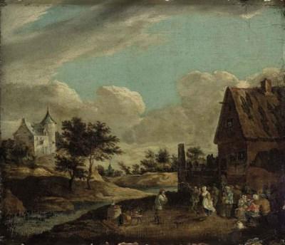 Manner of David Teniers II