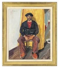 A Breton Fisherman