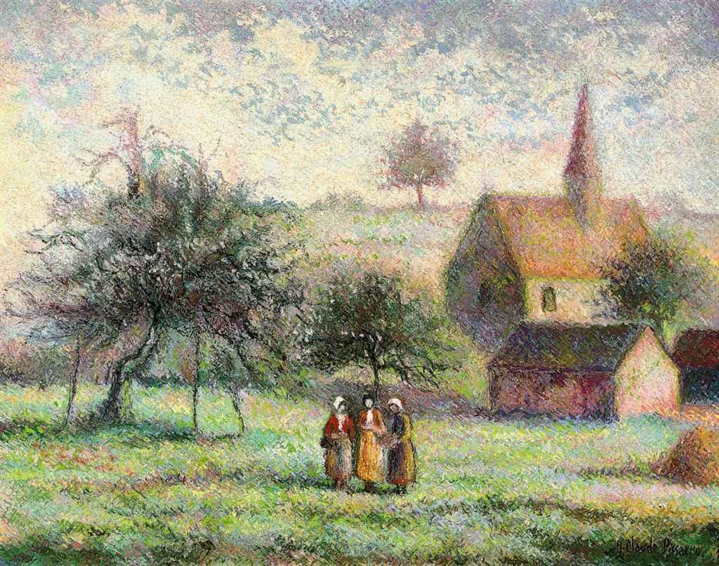 Hughes Claude Pissarro (b.1935)