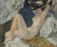 Desnudo femenino