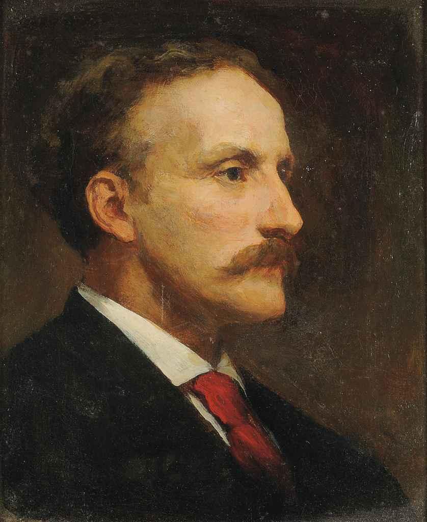Portrait of William Henry Mason
