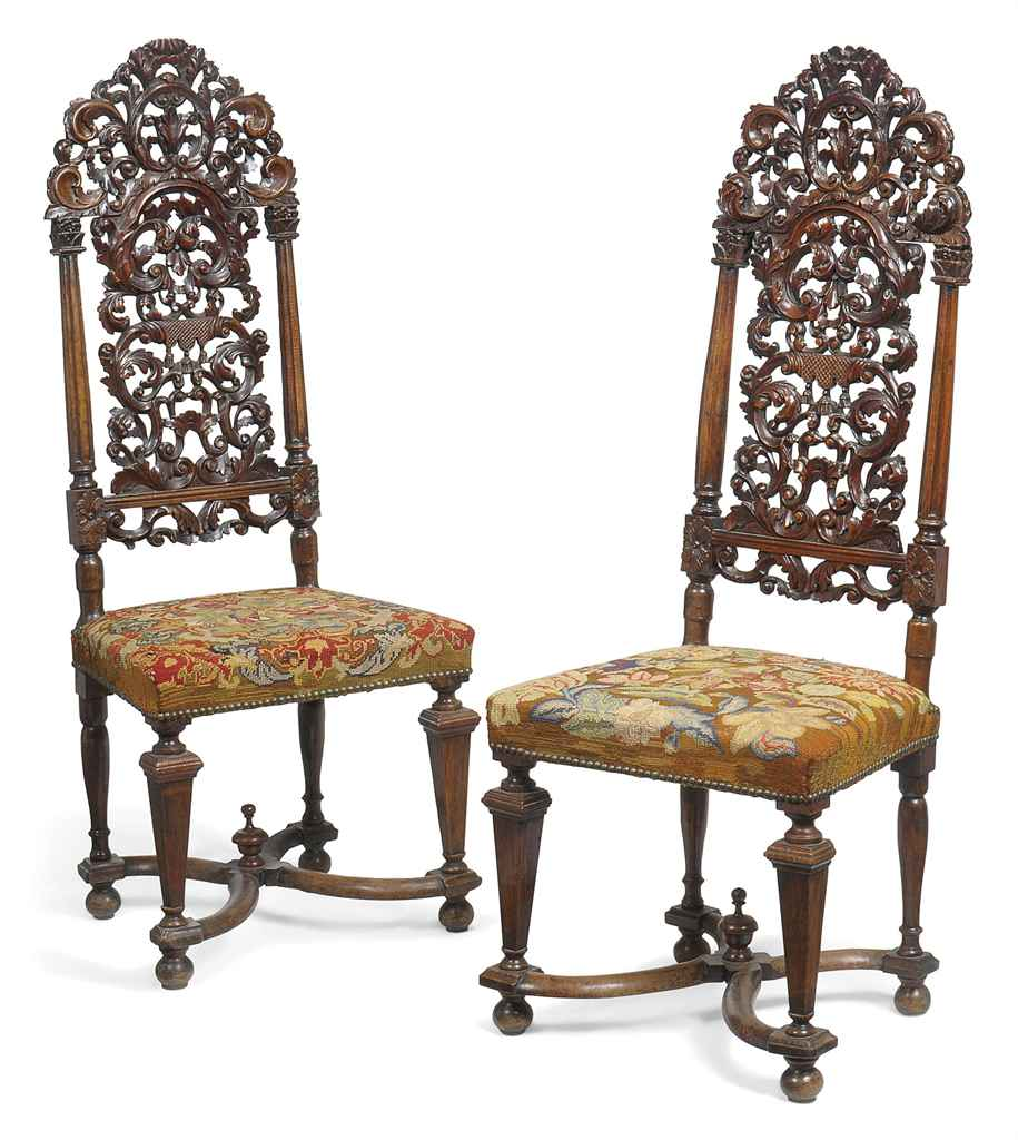 A PAIR OF MID VICTORIAN SOLID