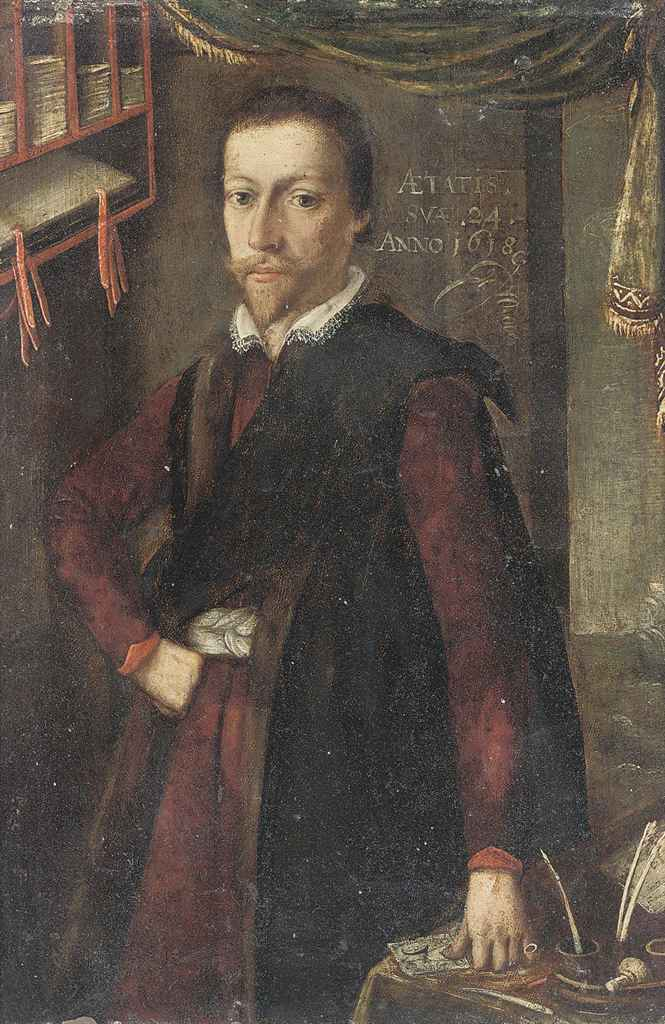 Flemish School, 1618
