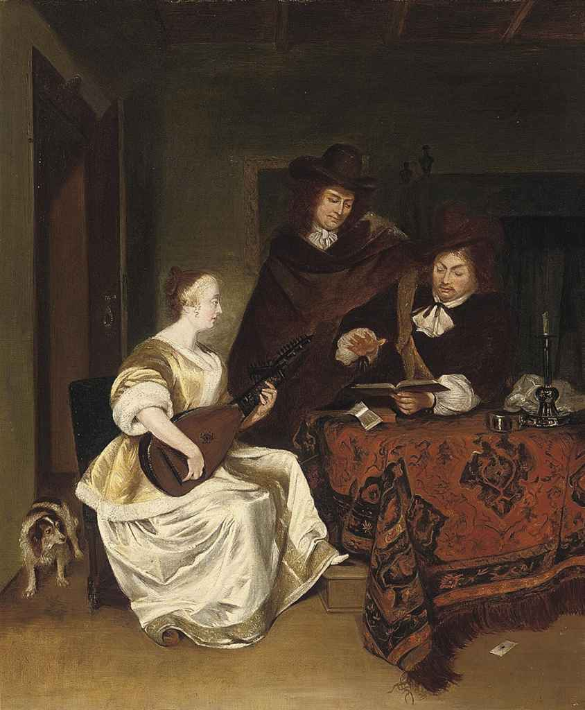 After Gerard ter Borch