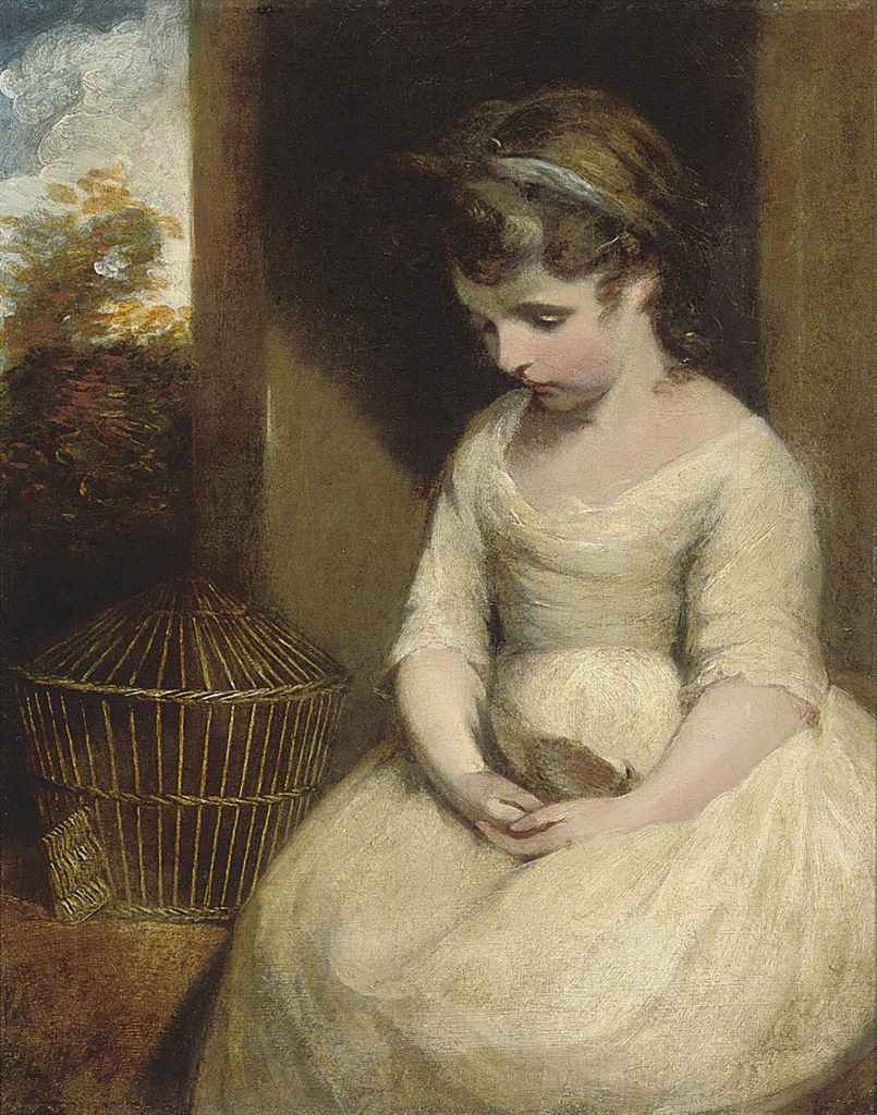 After Sir Joshua Reynolds, P.R