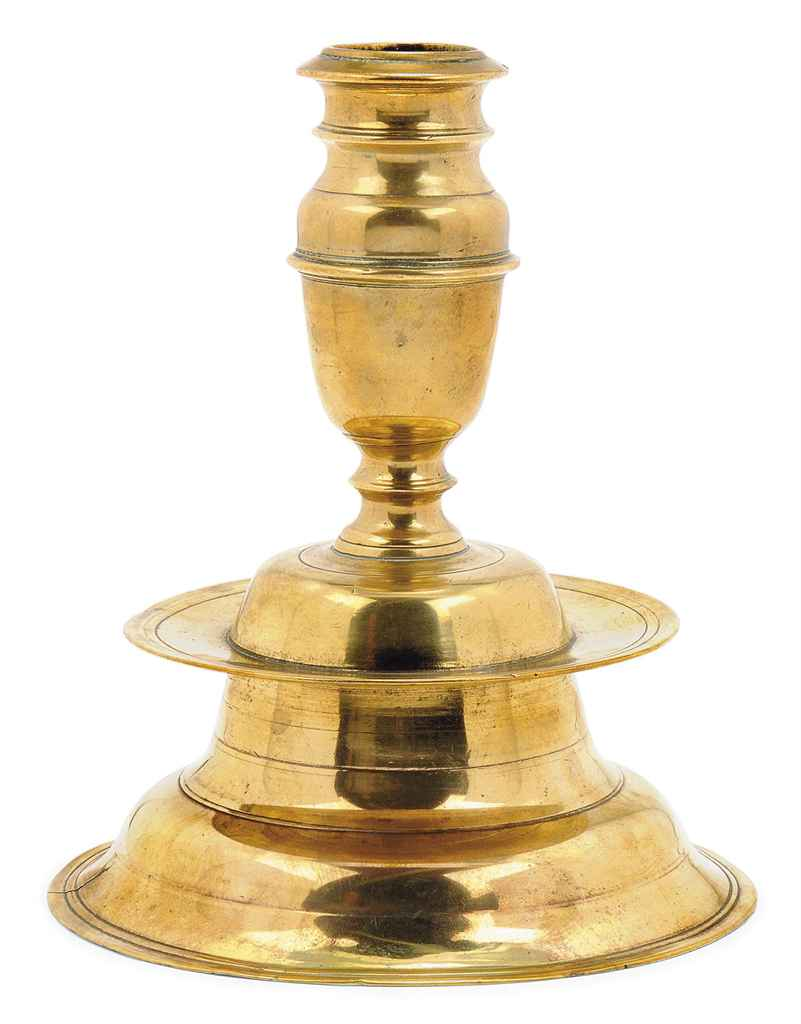 A NUREMBERG BELL-BASED CANDLES