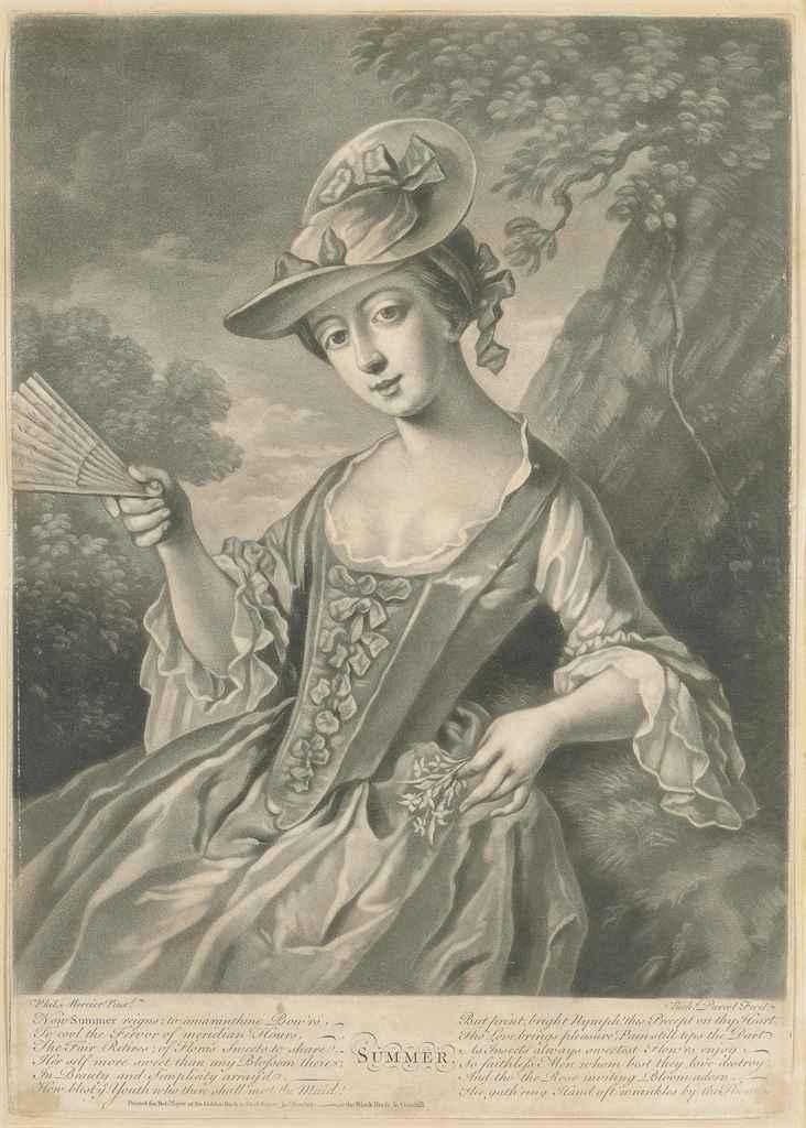 Richard Purcell (fl.1744-1766)