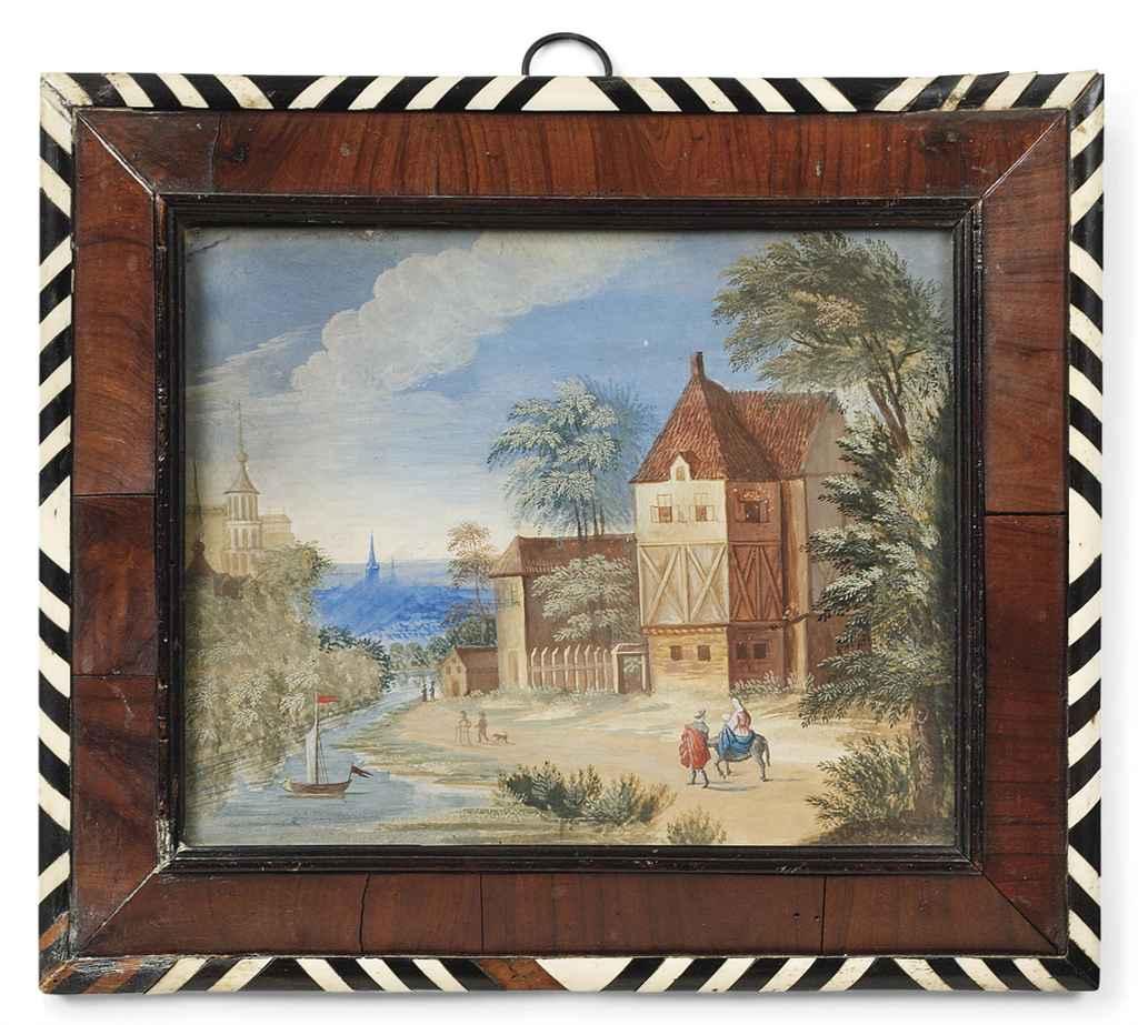 Dutch School, late 17th or ear