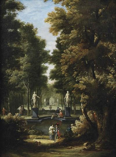 Circle of Isaac de Moucheron (