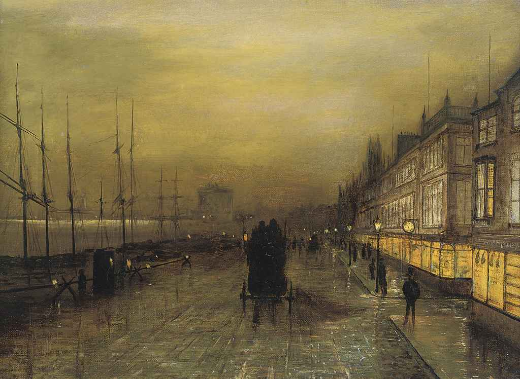 Liverpool by gaslight