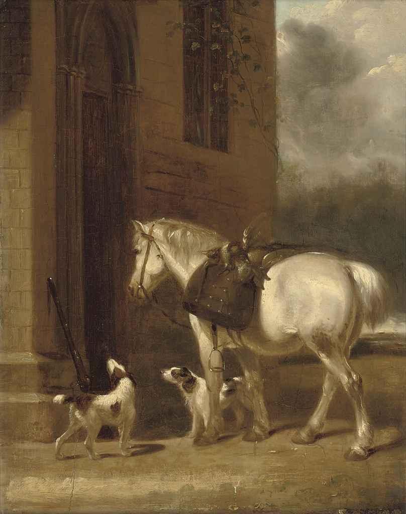 The shooting pony