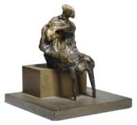 Seated figure III