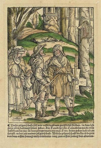 Hans Burgkmair (1473-1531)