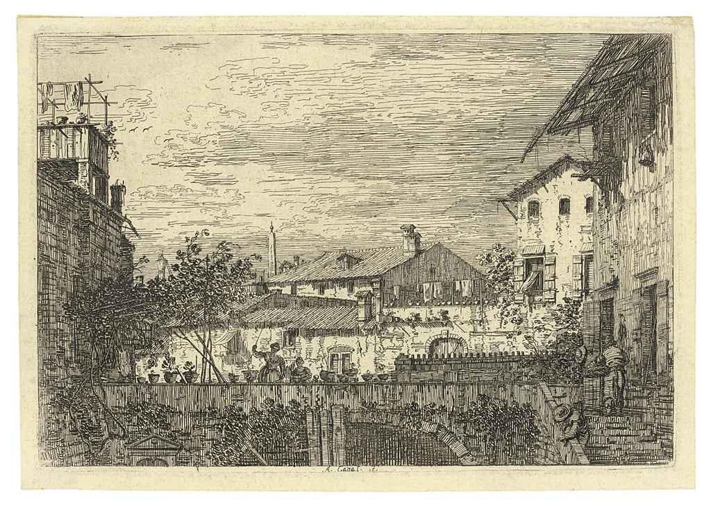 Antonio Canal, called Canalett