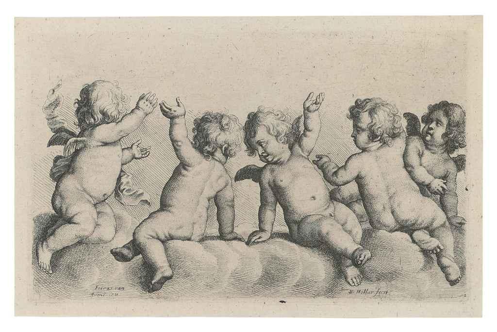 Wenceslaus Hollar (1607-1677),