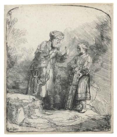 Rembrandt Harmensz van. Rijn (