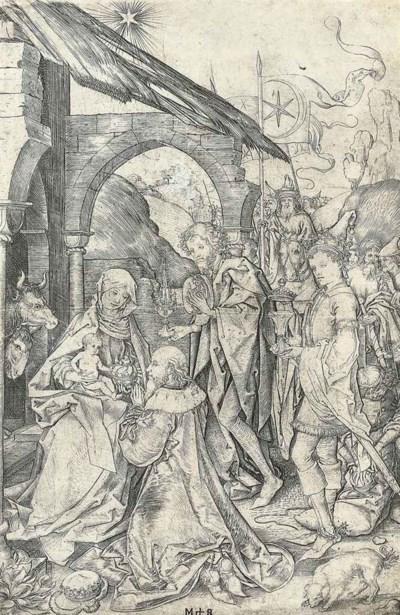 Martin Schongauer (1450-1491)