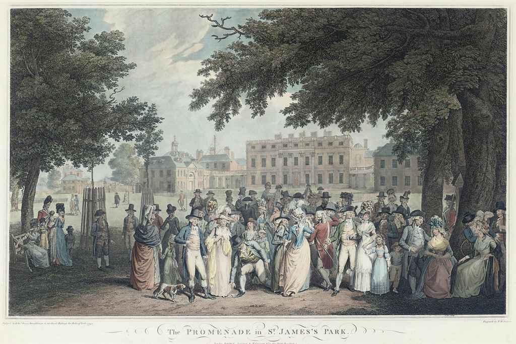 Thomas Gaugain (1748-1810) and François Davide Soiron (1755-1813), after Edward Dayes