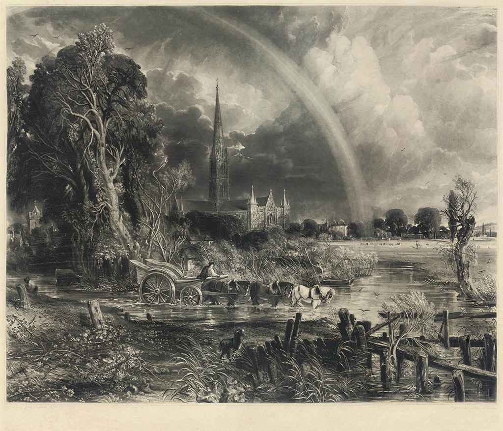 David Lucas (1802-1881), After John Constable, R.A.