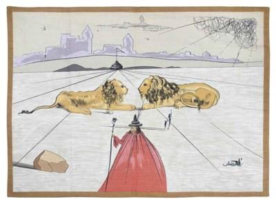After Salvador Dali (1904-1989