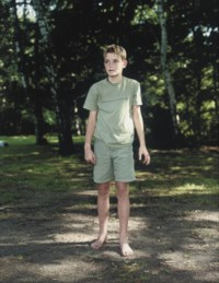 Tiergarten, Berlin, August 13, 2000