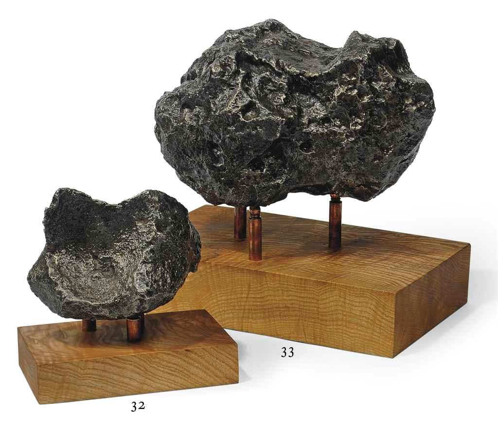 A Campo del Cielo meteorite