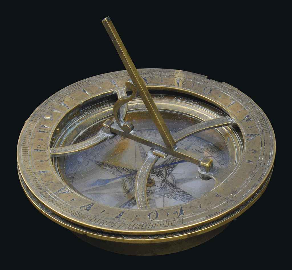 An Ottoman equatorial sundial