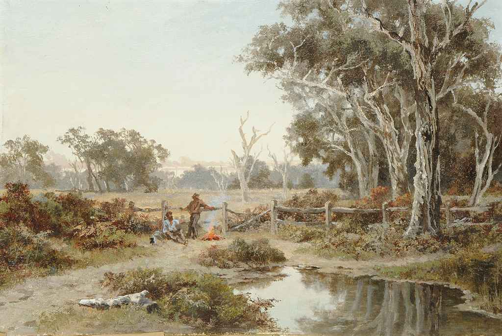 Australian School, late 19th C