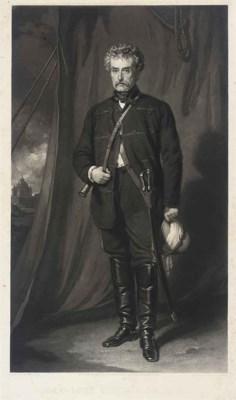 British 19th century Commander