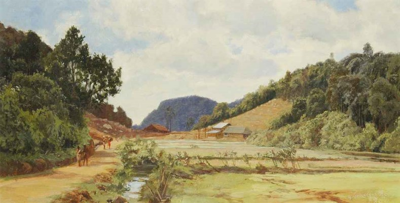 L.J. Graham-Clarke (fl. 1879-1