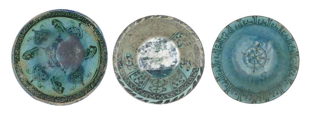 THREE KASHAN TURQUOISE-BLUE GL
