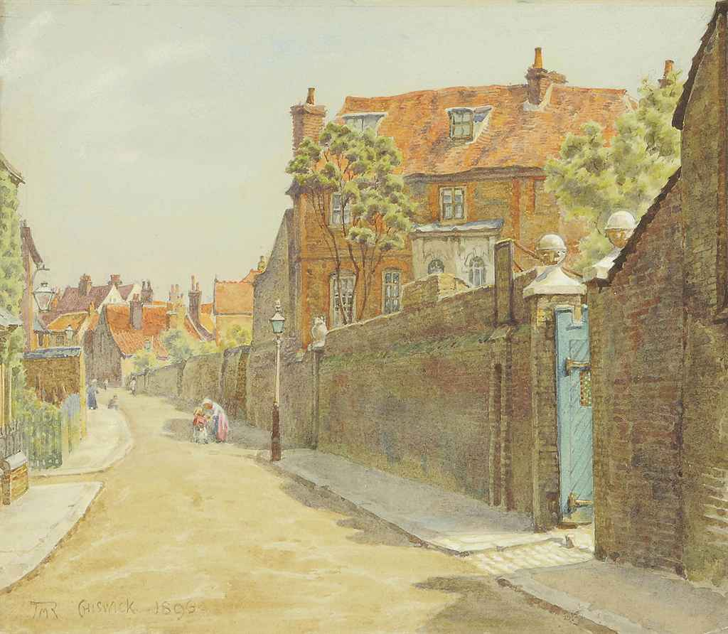 Hogarth's house, Chiswick
