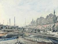 The Fish Market, Brighton (illustrated); and Brighton Pier
