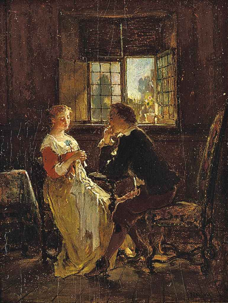 The suitor
