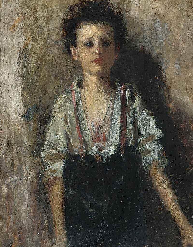 A Young Boy ('Lo Scungizzo')