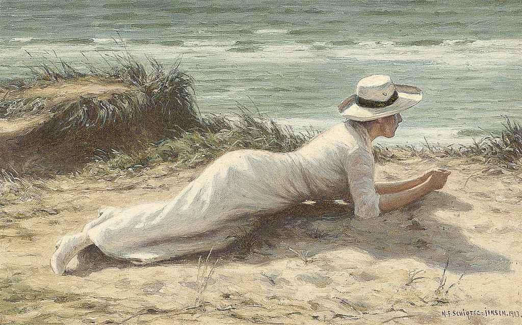 Summer on the dunes