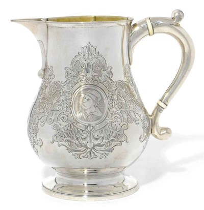 A VICTORIAN SCOTTISH SILVER BE