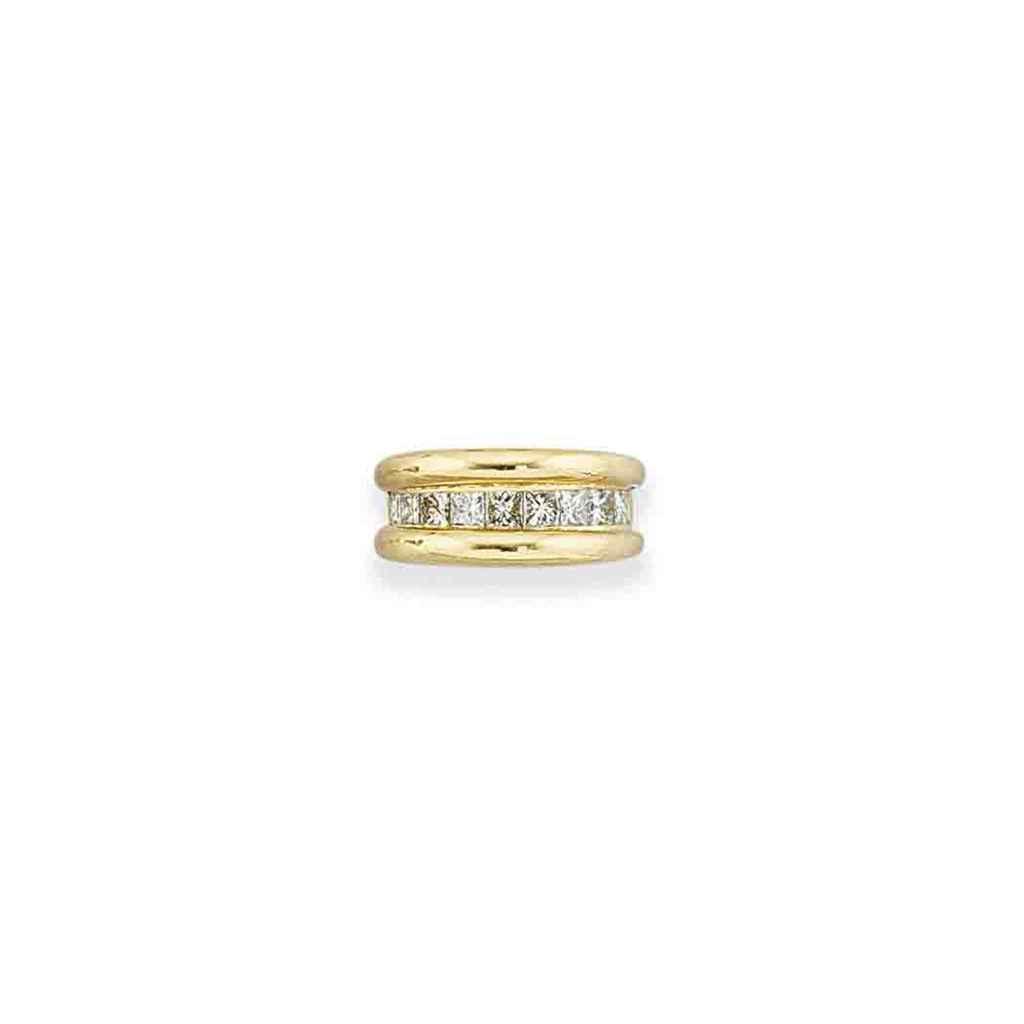 A diamond ring, by O J Perrin