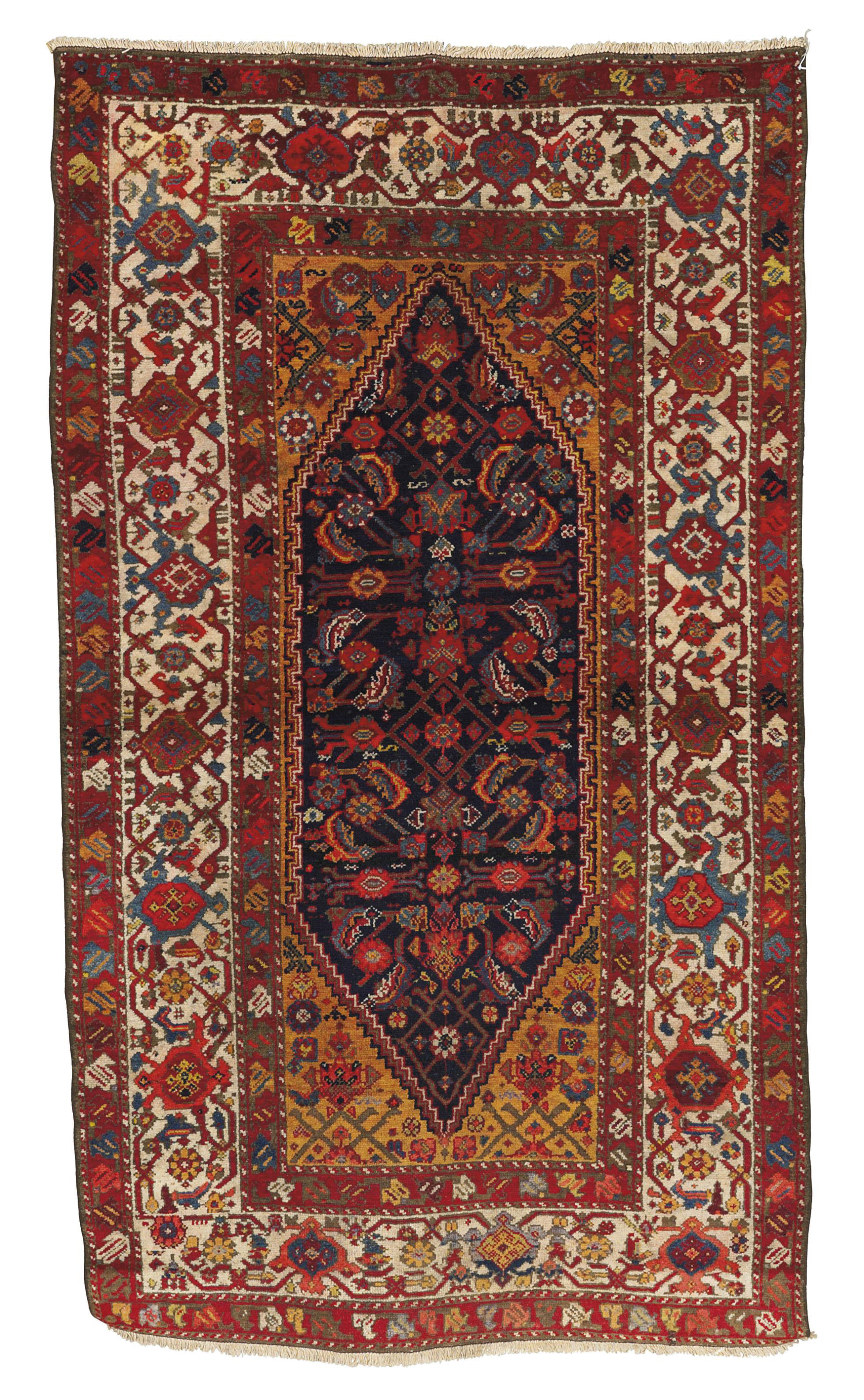 A lot of two West Persian rugs