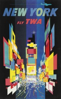 NEW YORK, FLY TWA