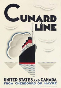 CUNARD LINE, UNITED STATES AND CANADA