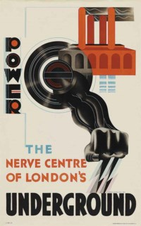POWER, THE NERVE CENTRE OF LONDON'S UNDERGROUND