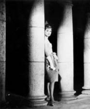 Edith Head And Audrey Hepburn