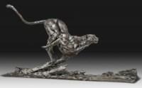 Running Cheetah III, Life-size
