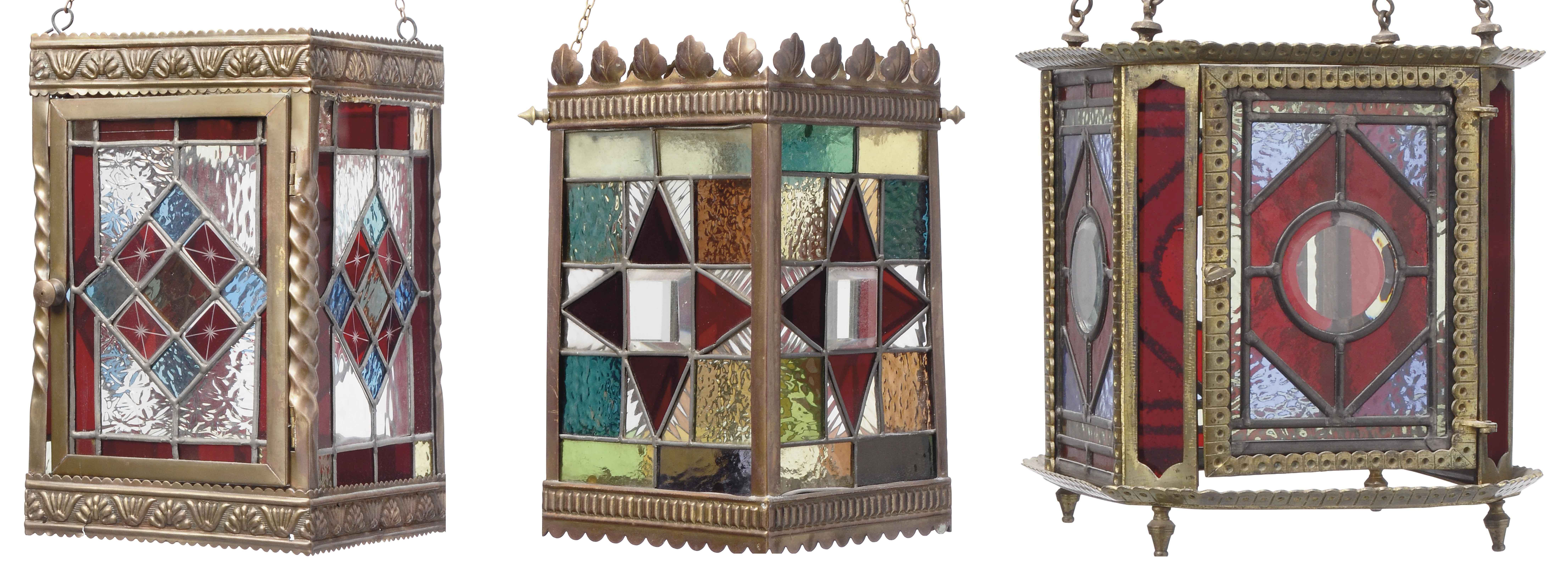 Th Century Looking Glass Frame Makers